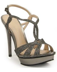 Pelle Moda - Platform Sandal - Lyst