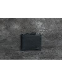 Vans - Drop V Bifold Wallet Black - Lyst