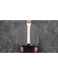 Footshop - Wemoto Sayer Jacket Dark Grey - Lyst