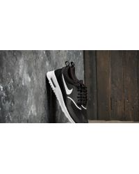 purchase cheap c8dde 07846 Nike - Wmns Air Max Thea Black  White - Lyst