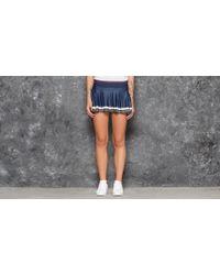 Adidas Originals | Adidas New York Skirt Dark Blue/ Scarlet | Lyst