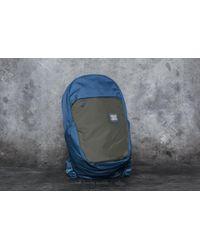 Herschel Supply Co. - Mammoth Medium Backpack Peacoat/ Forest Night - Lyst