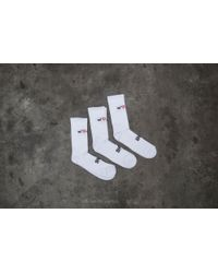 Footshop - Socks White - Lyst