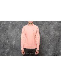 Champion - Crewneck Sweatshirt Blossom - Lyst