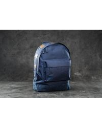 Mi-Pac - Topstars Backpack Navy/ Gold - Lyst