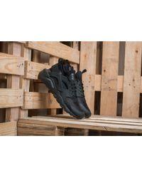 Nike | Air Huarache Run Ultra Gs Black/ Black | Lyst