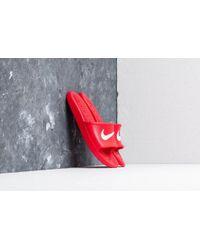 Nike - Kawa Shower University Red/ White - Lyst