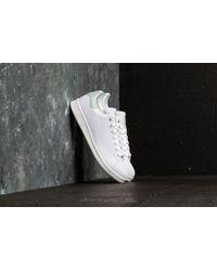 half off 6e2e6 a45fd adidas Originals - Adidas Stan Smith W Ftw White Ftw White Ash Green -
