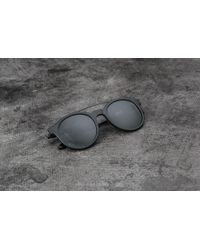 Stussy - Luca Sunglasses Matte Black - Lyst