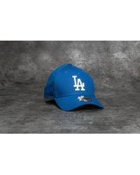 f131e11fdef KTZ - 39thirty League Essential Los Angeles Dodgers Cap Navy  White - Lyst