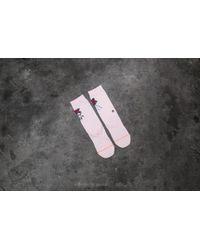 Footshop - Stance Rosalinda Pink - Lyst