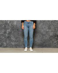Footshop - Levi's® 710 Super Skinny Jeans Raindrop Blue - Lyst