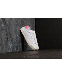 on sale 1f92d 886f2 adidas Originals - Adidas Courtvantage Ftw White  Ftw White  Chalk Pink -  Lyst