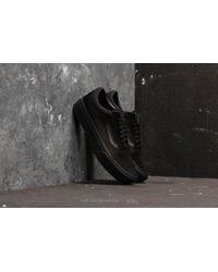 9d77d953de3f59 Lyst - Vans Og Old Skool Lx Sneakers in Black for Men