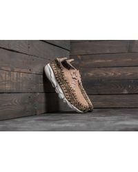 Nike - Air Footscape Woven Nm Khaki/ Medium Olive-cargo Khaki - Lyst