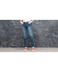 Footshop - Levi's® 711 Skinny Jeans Sleepless Indigo - Lyst