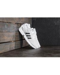 adidas Originals - Adidas Zx Flux Ftw White/ Core Black/ Grey One - Lyst