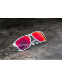Footshop - Oakley Sliver Xl Matte Clear/ Torch Iridium - Lyst