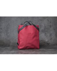 Footshop - Rains Shift Bag Scarlet - Lyst