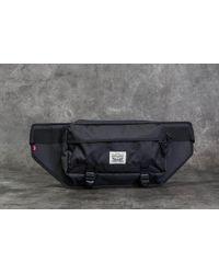 Footshop - Levi's® L1 Medium Sling Bag Regular Black - Lyst