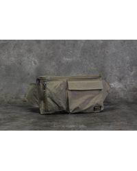 Footshop - Maharishi Waist Bag Maha Olive - Lyst