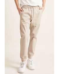 Forever 21 - 's Drawstring Woven Joggers - Lyst