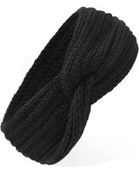 Forever 21 - Twist-front Ribbed Headwrap - Lyst