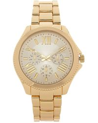 Forever 21 - High-shine Chronograph Watch - Lyst