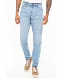 Forever 21 - Slim Fit Jeans - Lyst
