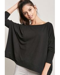 Forever 21 | Active French Terry Pullover | Lyst