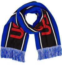 Forever 21 - Colorblock Nasa Graphic Scarf - Lyst