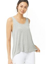 Forever 21 - Active Tulip-back Top - Lyst