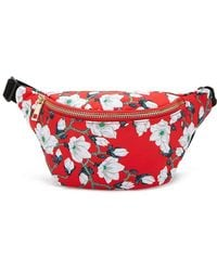Forever 21 - Floral Print Fanny Pack - Lyst