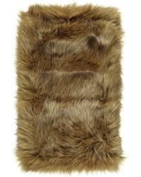 Forever 21 - Faux Fur Infinity Scarf - Lyst