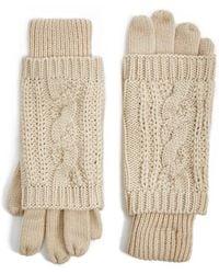 Forever 21 - Ribbed Knit Gloves - Lyst