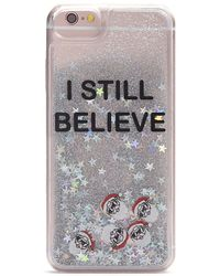 Forever 21 - I Still Believe Case For Iphone 6/6s/7/8 - Lyst