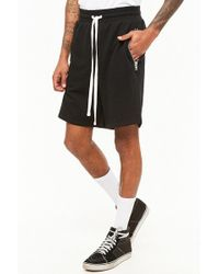 Forever 21 - French Terry Drawstring Shorts - Lyst