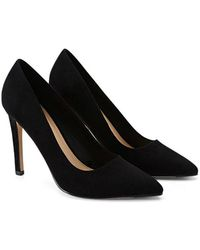 Forever 21 | Pointed Faux Suede Court Shoes | Lyst