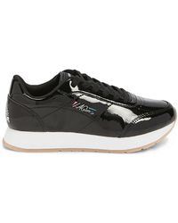 Forever 21 - La Gear Faux Patent Leather Sneakers - Lyst