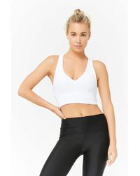 Forever 21 - Low Impact - Sports Bra - Lyst