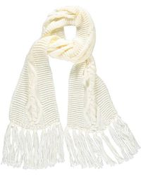 Forever 21 - Cable Knit Oblong Scarf - Lyst