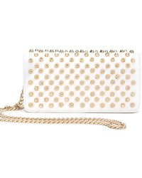 Forever 21 - Spiked Faux Leather Crossbody - Lyst