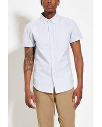 Forever 21 - Striped Pocket Shirt - Lyst