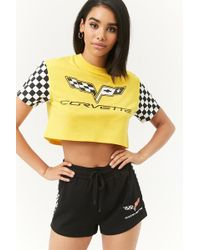 Forever 21 - Corvette French Terry Shorts - Lyst
