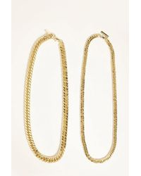 Forever 21 - Akademiks Curb Chain Set - Lyst