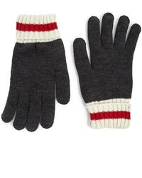 Forever 21 - Colorblock-Handschuhe – Herren - Lyst
