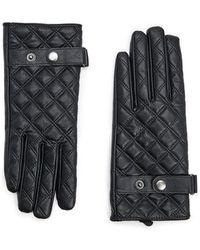 Forever 21 - Quilted Faux Leather Gloves - Lyst