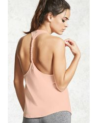 Forever 21 - Active Y-back Tank Top - Lyst