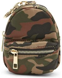 Forever 21 - Camo Backpack Coin Purse - Lyst