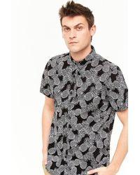 Forever 21 - Pineapple Print Shirt - Lyst